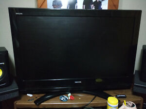 "Toshiba 42"" HD 1080p Lcd tv! Delivered! Peterborough Peterborough Area image 1"