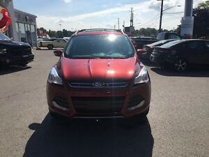 2016 Ford Escape Titanium***Pano,Navi,B-up Cam, Leather, 3k Only London Ontario image 2