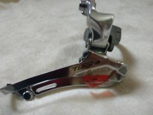 New Tiagra 4600 2x10 Front Mech