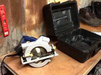 Macallister 1200w circular rip saw
