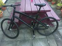 Specialized centrum bike,not kona,cannondale,