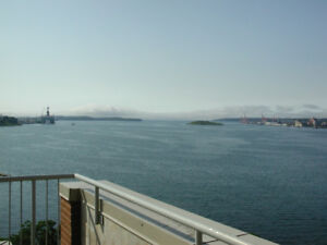 Spectacular Harbour view 10th Floor Condo for Sale