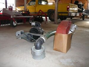 Ventrac trencher and trunk pump Stratford Kitchener Area image 5