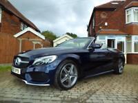 Mercedes-Benz C220 2.1d ( 170ps ) d ( Premium Plus ) ( s/s ) 9G-Tronic Plu AMG