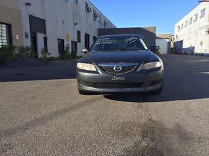 Mazda 6 2004 Automatic 160KM. Tres Propre 2499$