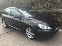 Peugeot 307 2.0HDi 110 ( dig a/c ) 2004MY D Turbo