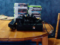 xbox 360 with 35 games all work