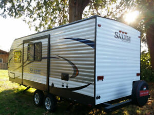 2017 Forest River SALEM 21RBS 22, ALMOST BRAND NEW