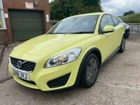 2011 Volvo C30 DRIVe [115] ES 3dr VERY RARE COLOUR, SAME OWNER FROM A DEMO, FULL