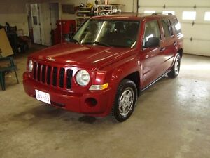 2009 JEEP PATROIT AWD $5000 TAX'S IN CHANGED INTO UR NAME