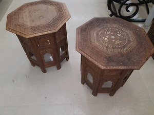 Vintage antique Indian Persian both for 200.00