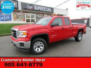 2015 GMC Sierra 1500 Base  4X4 CAMERA CHROME PACKAGE BLUETOOTH 4