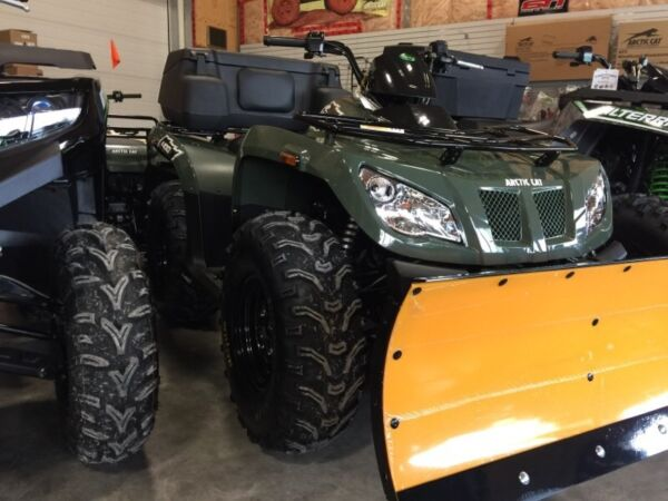 2015 Arctic Cat 400 auto 4x4