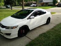 2009 Honda Other Si Coupe 10k in Mods alone!!