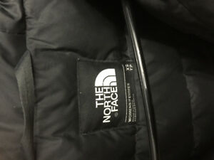 The North Face women winter coat XS