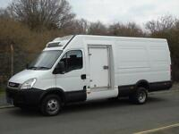 2012 12 IVECO-FORD DAILY 3.0 50C15 150BHP LWB TWIN WHEEL HIGH ROOF FRIDGE/CHILLE