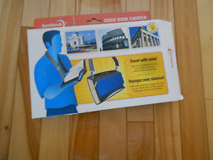 Guide Book Carrier