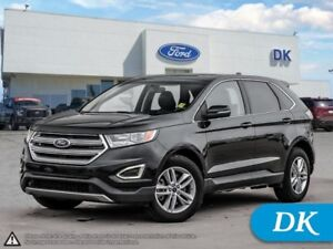 2015 Ford Edge SEL AWD w/Leather, Moonroof, BLIS, Nav, and More!