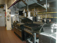 COMPLETE RESTAURANT EQUIPMENT PACKAGE