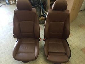 BMW 3 series sport seats