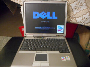 Dell Latitude D610 AS-IS for Parts