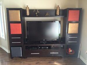 Meuble télé - TV entertainment unit