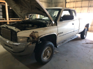 1998 Dodge 24 Valve Parts Truck