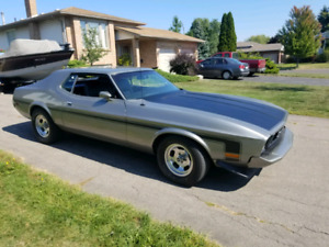 73 mustang coupe