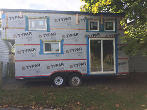 Incomplete Tiny House in Kingston, Ontario