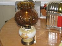 Antique Electric Lamp For sale