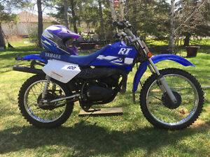 1998 Yamaha RT100 Dirt Bike