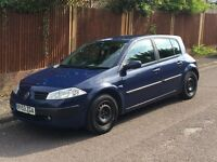 Renault Megane, 1.4 16v, Cheap, Part Exchange To Clear