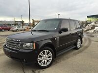 2010 Land Rover Range Rover HSE SUV, Crossover LUX Package