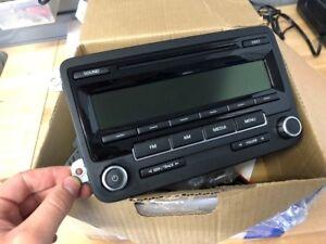 Radio volkswagen jetta tiguan passat golf RCD310 bluetooth CD