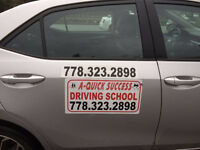 DRIVING SCHOOL-ICBC LICENSED-LOW PRICED
