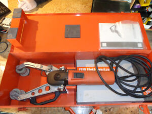 Fein RS12-70E-PS Pipe Polisher Kit - Used