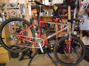 Kona King Kikapu mountain bike