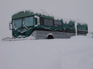 Winter storage for your RV trailer or Boat