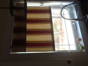 Blinds and rolershades