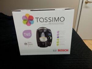 Tassimo t65 brand new