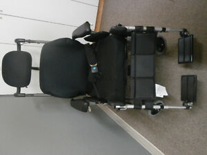 IBIS X-Series Tilt-in-Space Manual Wheelchair Campbell River Comox Valley Area image 5