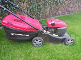 Lawnmower (Mountfield)