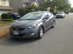 One owner 2013 Hyundai Elantra
