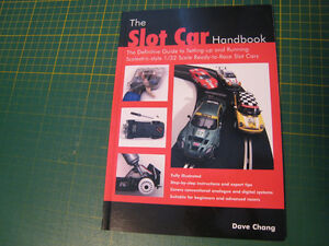 The Slot Car Hanbook (by Dave Chang) - brand new