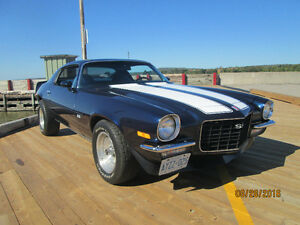 1972 Camaro Super Sport 350 automatic Clean!