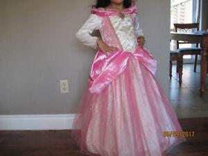 Halloween Princess Costume-Girl 5/6