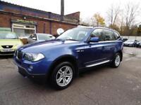 BMW X3 2.0d SE (PARKING SENSORS + SIDE STEP + FINANCE AVAILABLE)