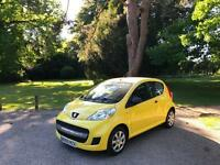 2009/59 Peugeot 107 1.0 12v Urban Lite 3 Door Hatchback