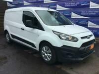 2015 Ford Transit Connect 1.6 210 l2 LWB P/V 1OWNER PANEL VAN Diesel Manual