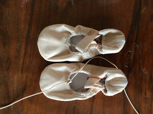 Capezio Ballet and tap shoes